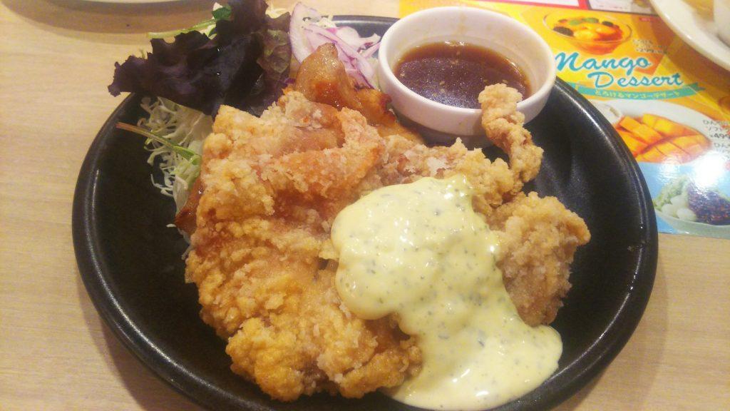 ガスト鶏1