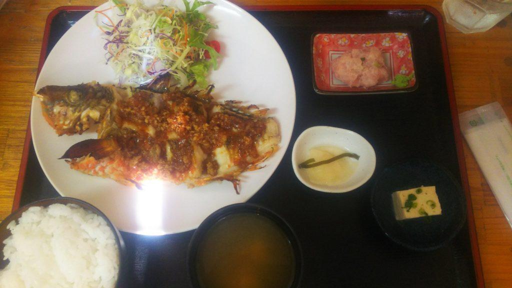 魚まバタ1