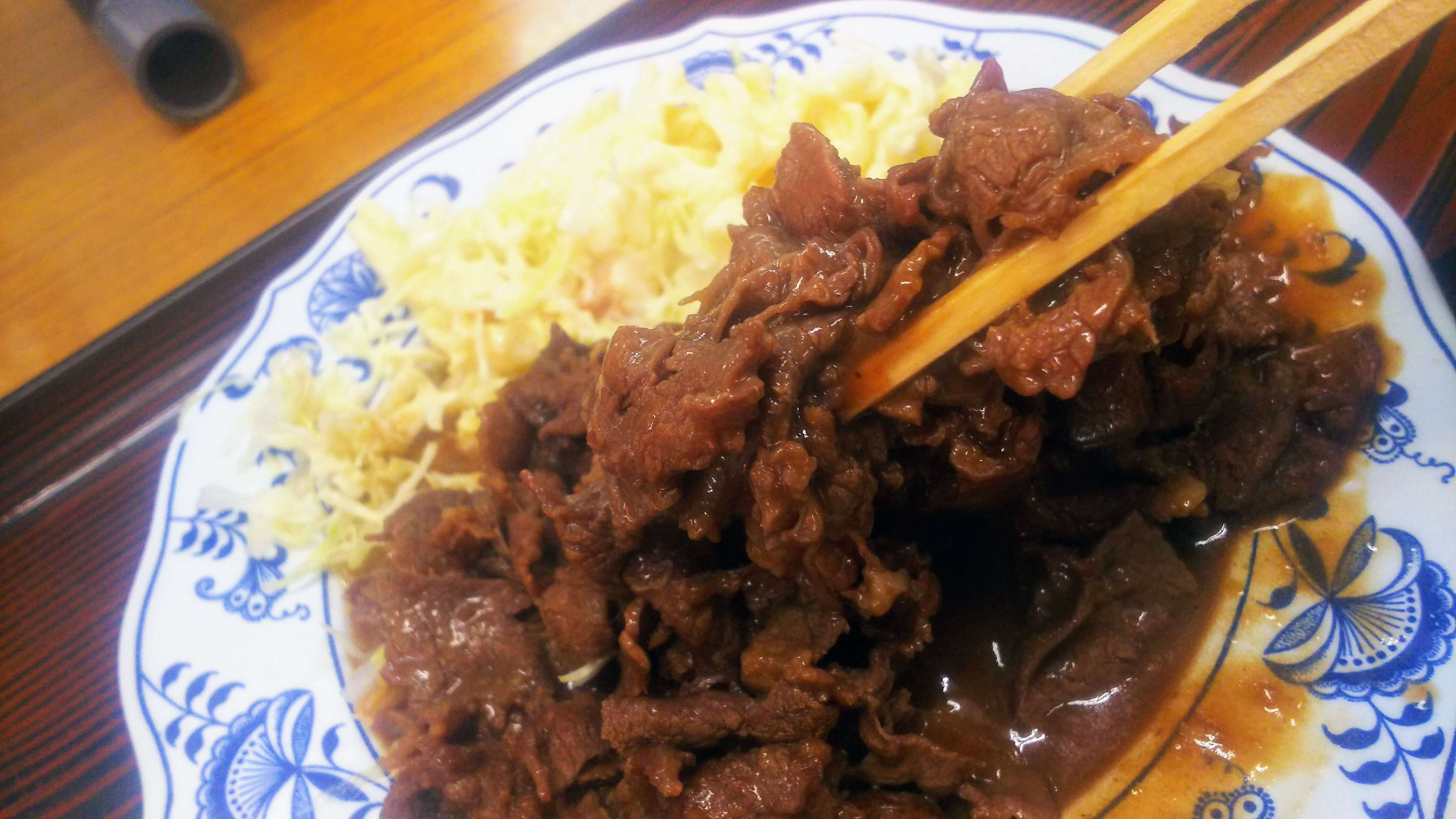やんばる牛肉焼6
