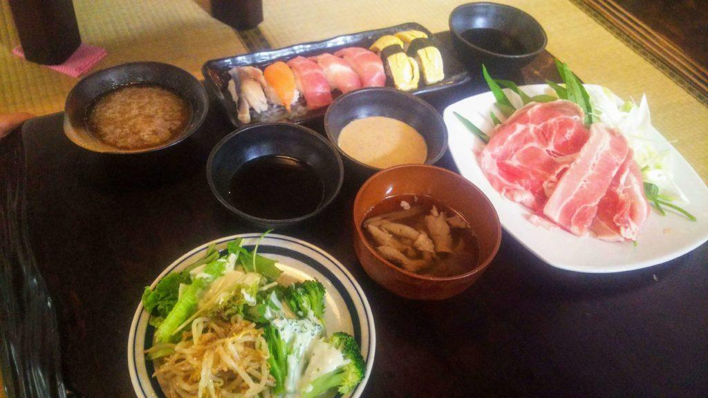えびす天ぷらバイキング3