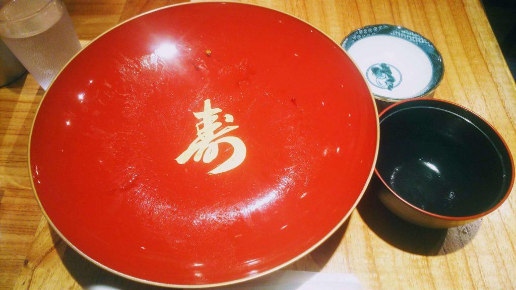 オサカナノヒ天丼6