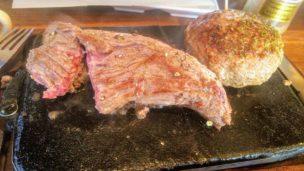 コモンズ赤身肉ハンバーグ8