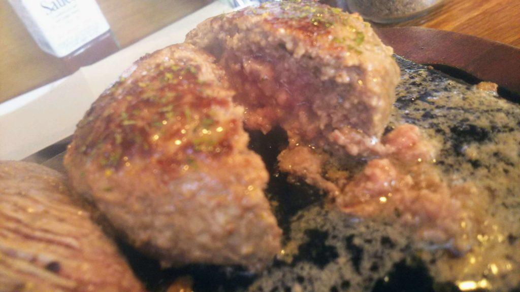 コモンズ赤肉ハンバーグ12