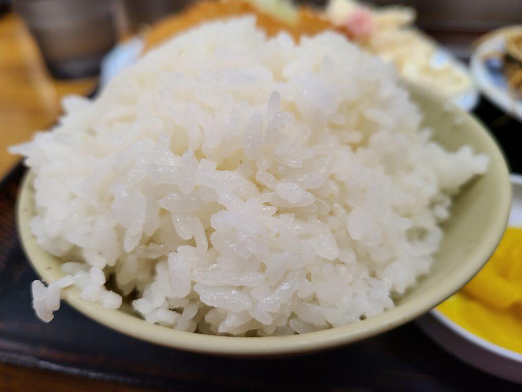 やんばる食堂ささみ定白米