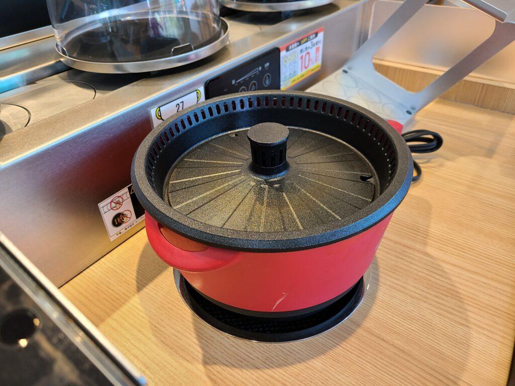 いち焼肉鍋